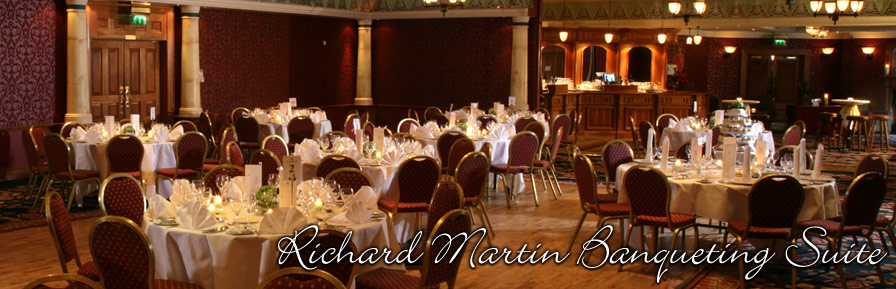 Banqueting venue in Galway city, Banqueting in Galway