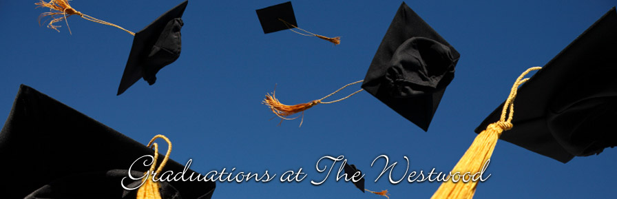 Celebrate your NUIG Graduation at The Westwood Hotel, Galway city